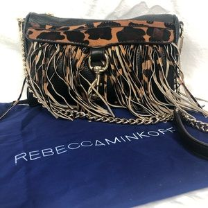 REBECCA MINKOFF SMALL MAC CROSSBODY